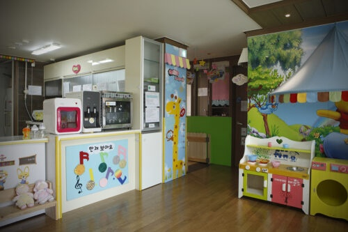 AIAN UV Sterilizer at daycare centers